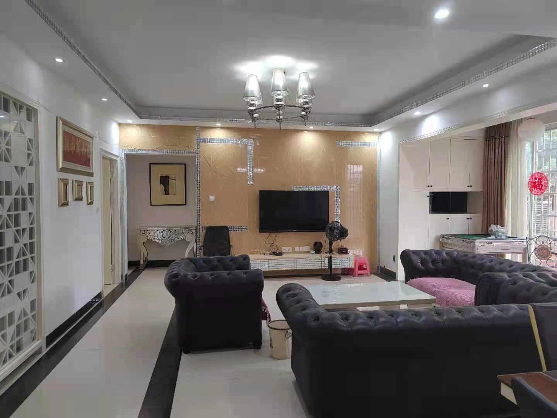 出租-祥龙郡4室2厅2卫 120㎡ 2200元/月 精装修 电梯4房 带4台空调家具家电