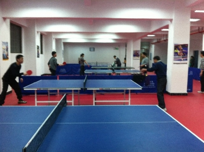 郴州市星光乒乓球馆