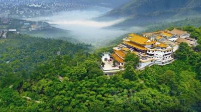 郴州苏仙岭景区