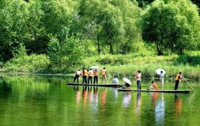 仙乐水乡渡假旅游区
