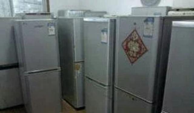 【宏盛达二手电器机电】出售二手品牌冰箱,经过综合检测、性能良好、质量过硬