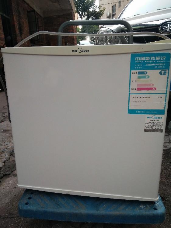 【宏盛达二手电器机电】美的45升小冰箱