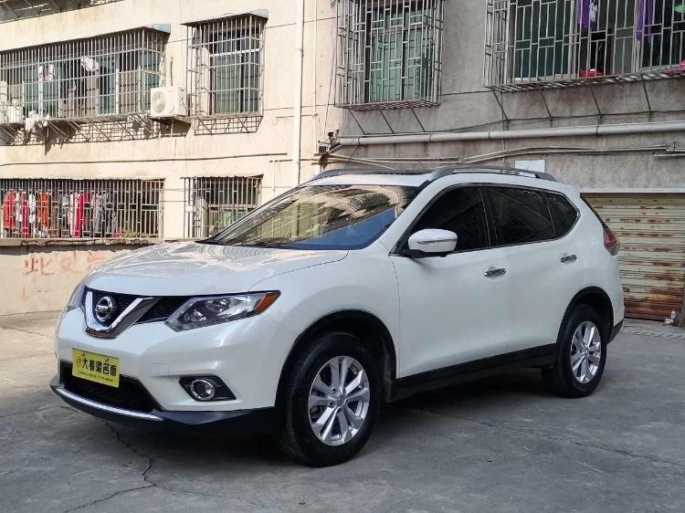 【大粤港汽车】2014款 奇骏 2.5L CVT豪华版 4WD