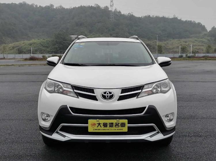 【大粤港汽车】2013款 RAV4荣放 2.0L CVT两驱都市版