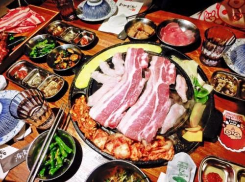 【英佳尔餐饮培训】韩式烤肉技术培训