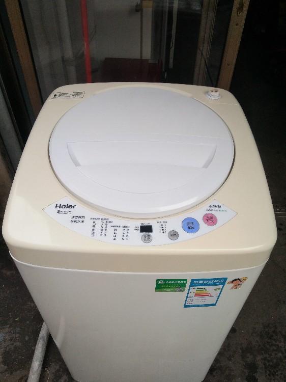 【宏盛达二手电器机电】出售海尔5公斤全自动洗衣机