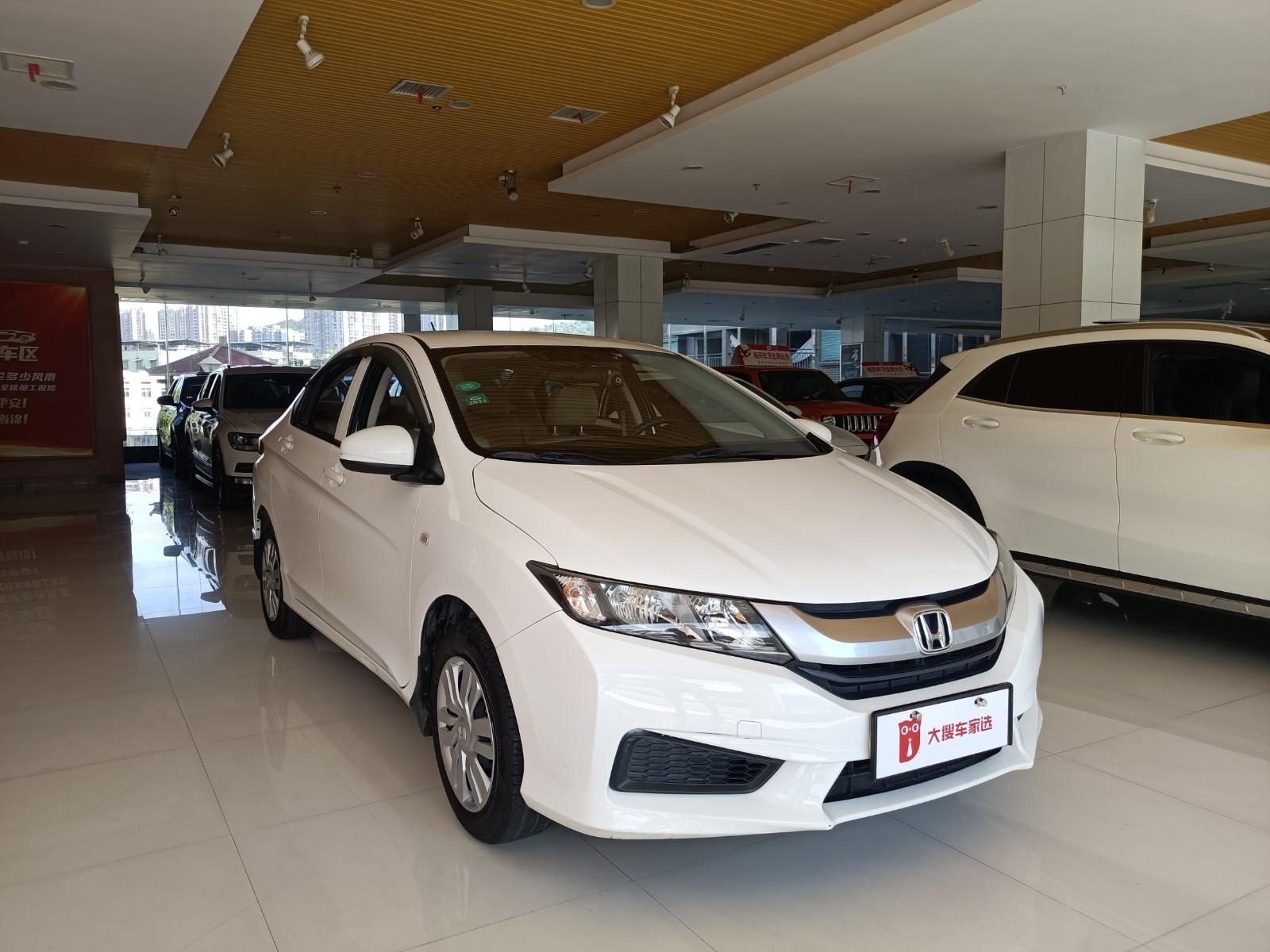 【京湘车视界二手车】本田2017款 锋范 1.5L CVT舒适版