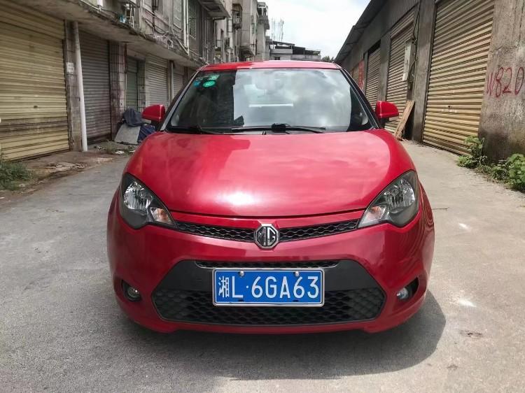 【郴州市北湖区信业车行】出售2013年名爵MG3