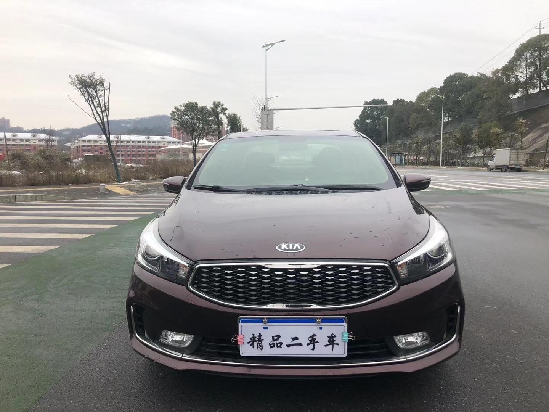 【三联名车】出售一台2017年上牌的起亚K3私家车
