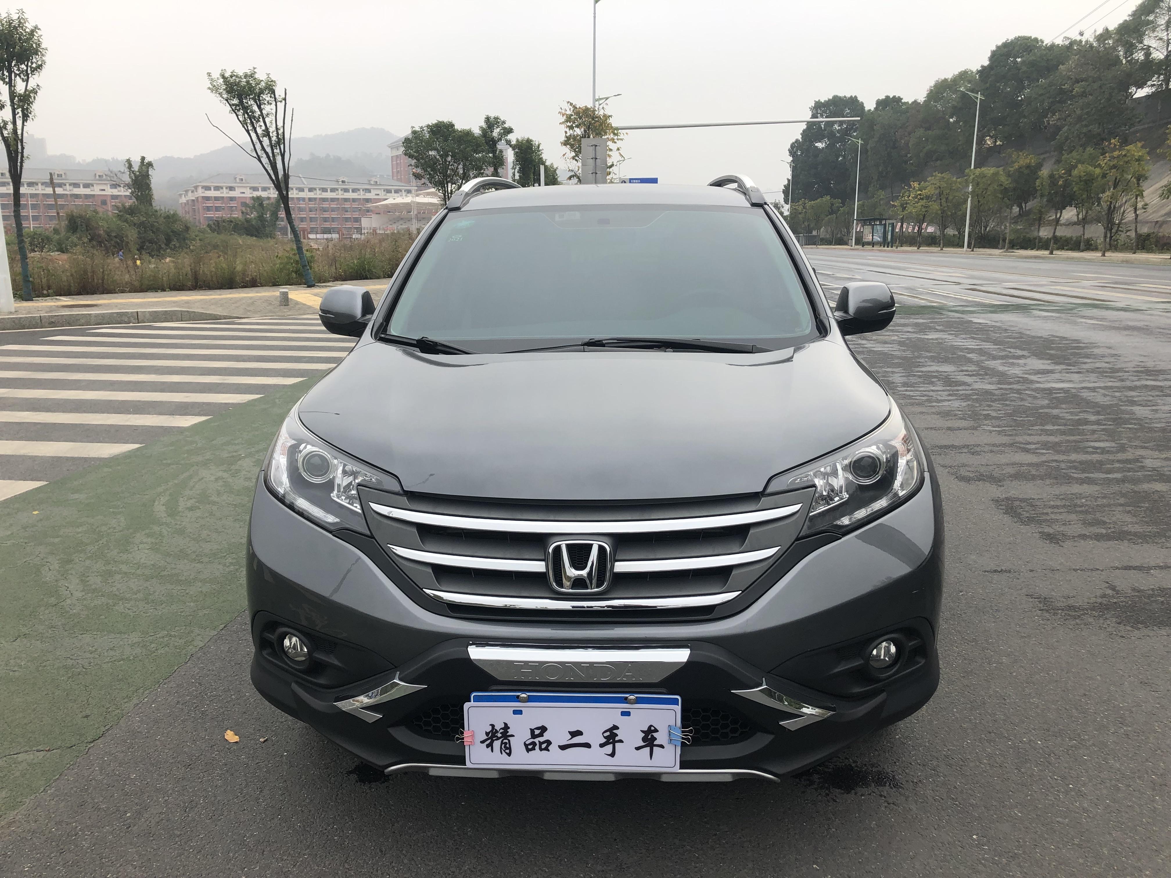 【三联名车】出售一台2015年本田Crv城市越野车私家车