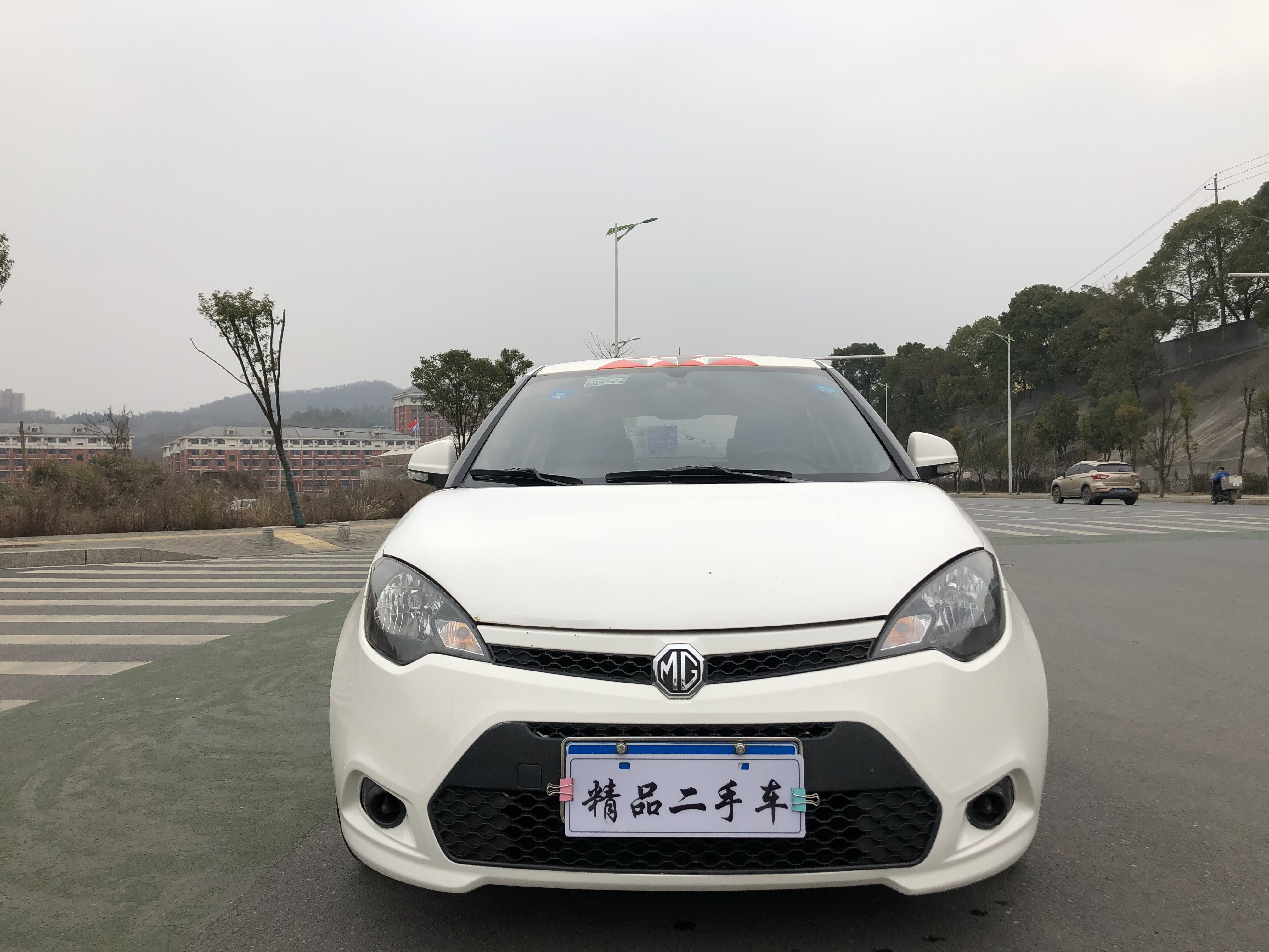 【三联名车】出售一台2013年手动挡MG3一手私家车