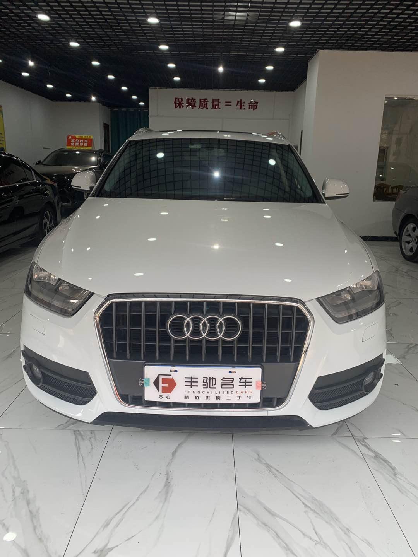 【丰驰二手名车】出售14年奥迪Q3