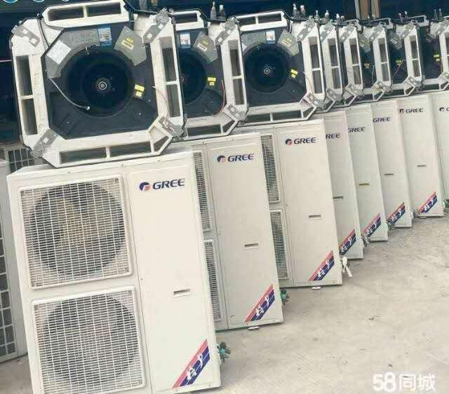 【通城二手回收】高价回收家用空调、商用空调、大中型中央空调