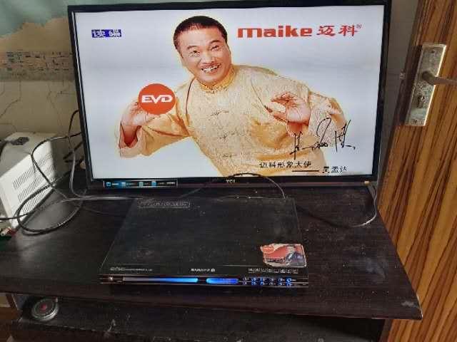 280元便宜转让32寸TCL薄款LED液晶电视
