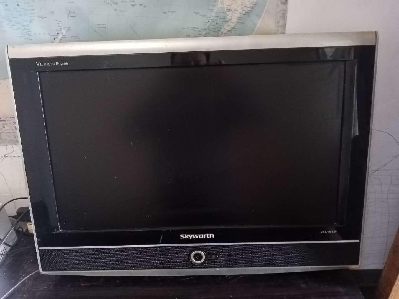 220元便宜转卖26寸创维液晶电视