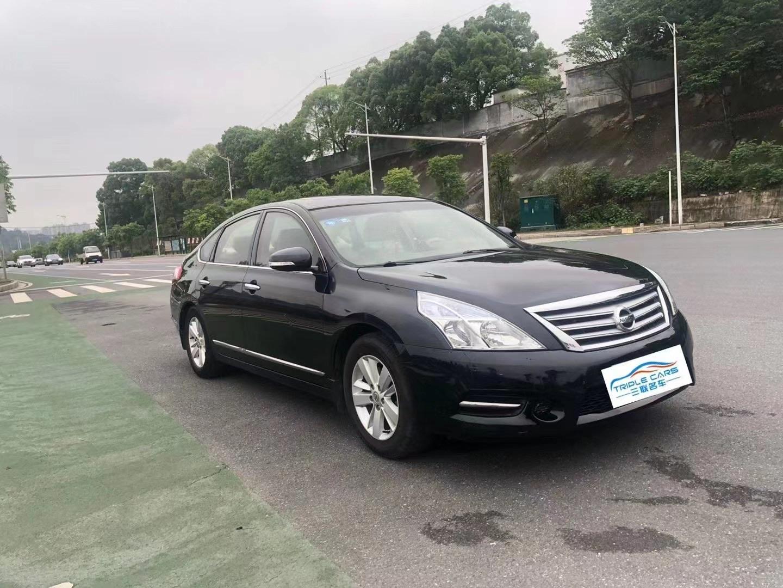 【三联名车】出售一台2011年日产天籁2.0舒适版私家车