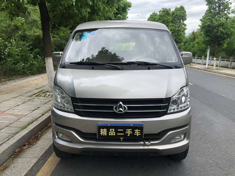 长安跨越 长安V3 2017款 1.2L客车DK12-10