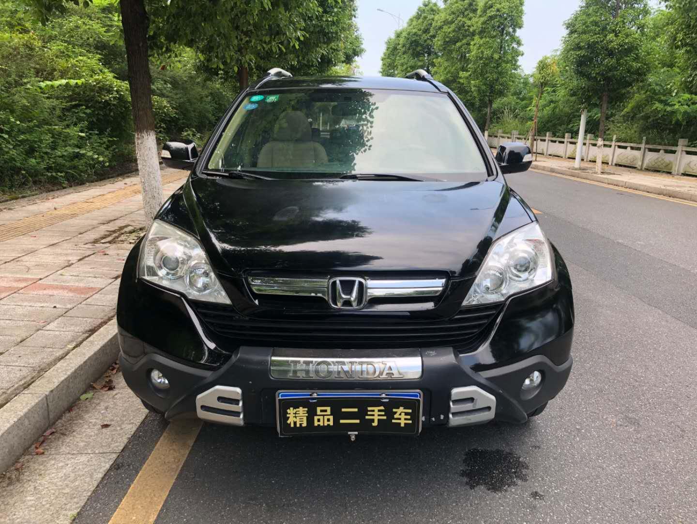 本田CR-V 09年9月 2.4L 自动四驱豪华版