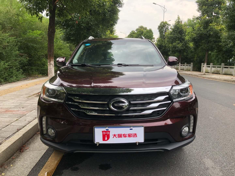 广汽传祺 传祺GS4 2018款 200T 手动两驱精英版