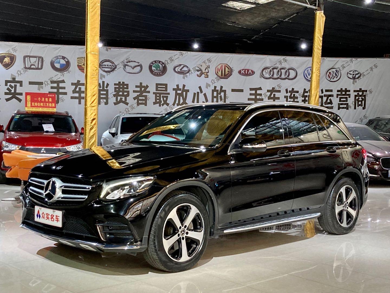 【众实名车】奔驰GLC260豪华 2018
